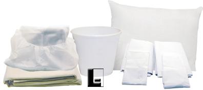 Basics Bedroom Kit Twin Lodgingkit Com