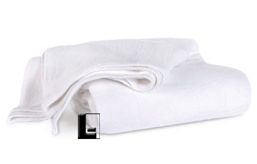 All Soft Full Size 84 x 90 Durable Cotton Blanket LodgingKitcom