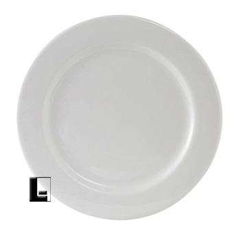 Denali Wide-Rim Commercial Dinnerware - 10 1/4  Dinner Plate (Price  sc 1 st  Lodging Kit Company & Denali Wide-Rim Commercial Dinnerware - 10 1/4