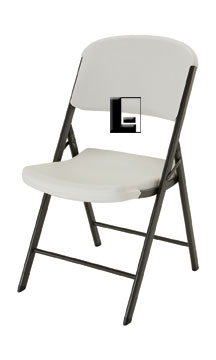 Fabulous Commercial Folding Chair White Or Almond Theyellowbook Wood Chair Design Ideas Theyellowbookinfo