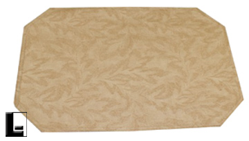Sonoma Damask Vinyl Placemats Sold By The Dozen