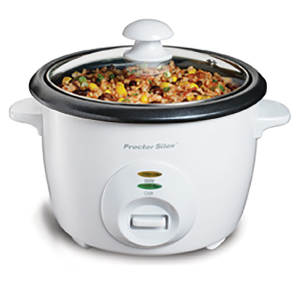 Rice Cooker Steamer Slow Cooker