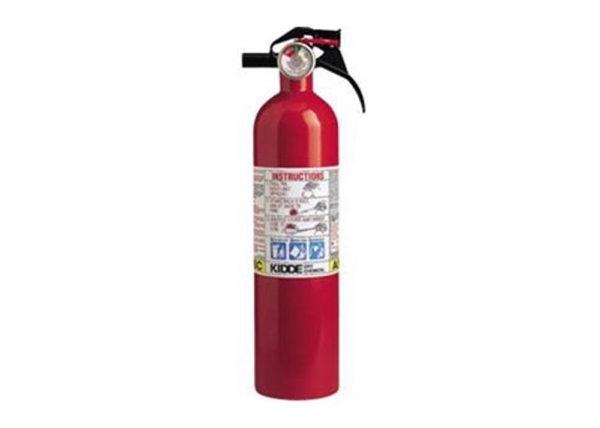 2.5 Lb Fire Extinguisher