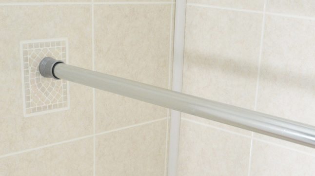 Shower Curtain Tension Rod, 24