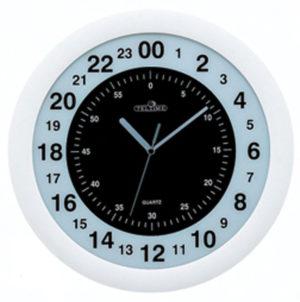 24Hour Wall Clock