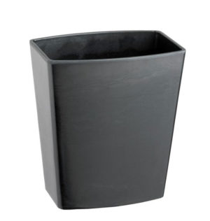 My Earth Waste basket Black