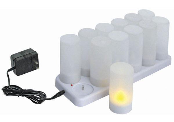 Rechargeable Tea Lights