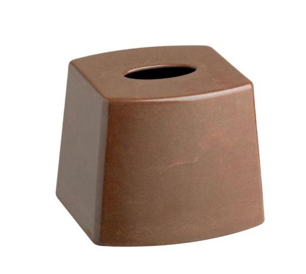 My Earth Tissue Box Chocolate
