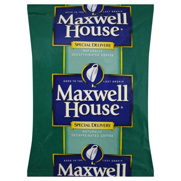 Maxwell House Coffee Decaffeinated