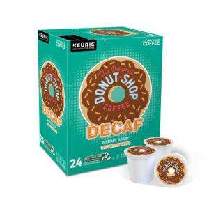 K-Cup, Donut Shop Decaf, Coffee, Pod