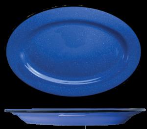 Campfire Dinnerware, Rustic Platter