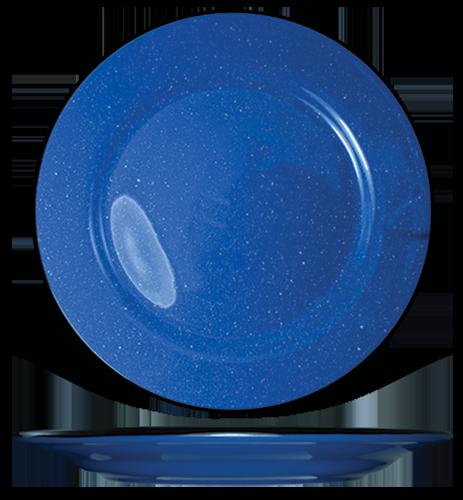 ITI campfire plate, stoneware dinnerware