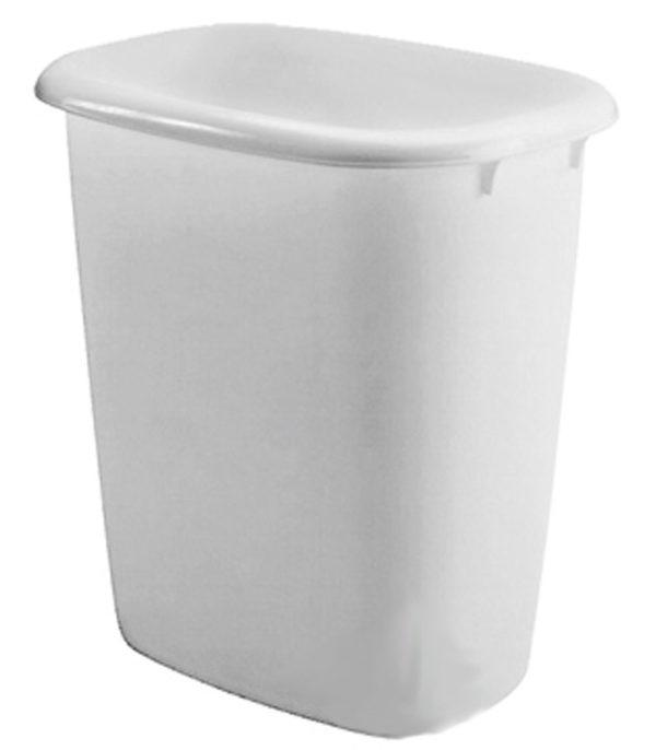 Vanity Basket, Waste basket, 14 Quart