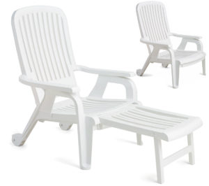 Stacking Deck Chair