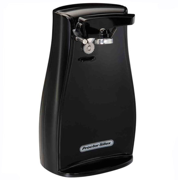 Electric Can Opener Side Cut
