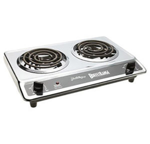 Cook Top Broiler Plate Double Range