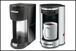 One & Two Cup Coffee Makers