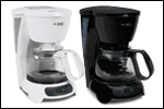 4-5 Cup Coffee Makers