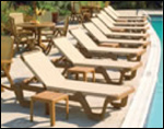Grosfillex Lounge & Deck Chairs