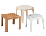 Grosfillex Low Tables