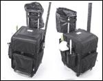 Mobile Pack Adjustable Housekeeping Cart