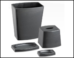 My Earth (Recycled Plant Fiber) Bathroom Collection, Five Color Choices
