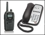 Telephones & 2-Way Radios