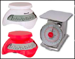 Spring & Dial Kitchen Scales