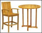 Teak Casual Outdoor Furniture