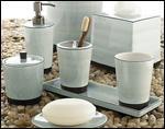 Tribeka Fine Porcelain Glazed Finish