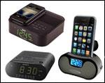 Alarm Clocks, Audio & Charging