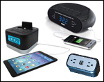 In-Room Audio & Device Charging
