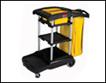Janitorial Carts & Maintenance Equipment