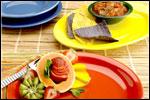 ColorWare Chip-Resistant Dinnerware