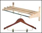 Hangers & Wall Racks