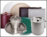 Ice Buckets, Trays & Accessories