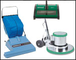 Vacuums, Sweepers and Floor Machines