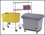 Carts, Shelving & Laundry Accessories