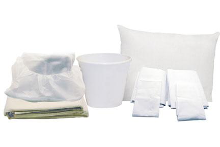 Basics Bedroom Kit - Queen