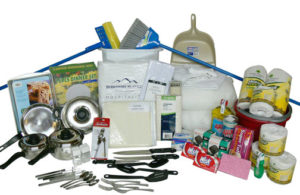 Housing First Welcome Home Kit - Full Bedding