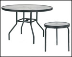 Acrylic Topped Tables