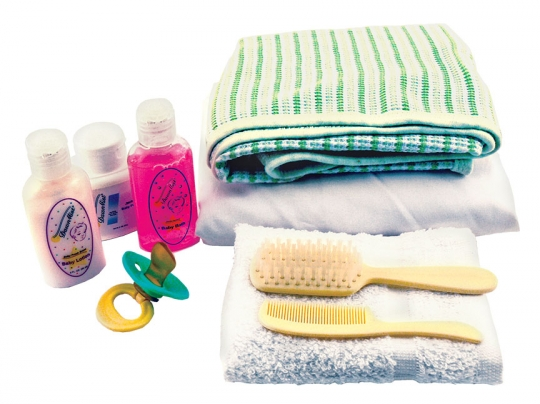 Crib Accessories Kit