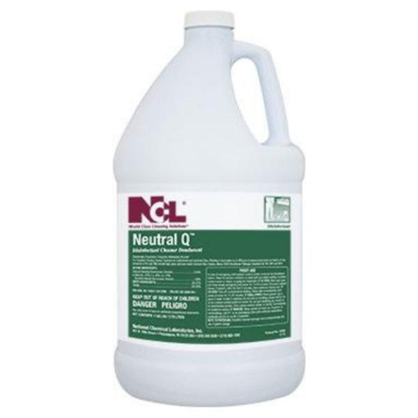 Neutral Q™ Disinfectant Cleaner