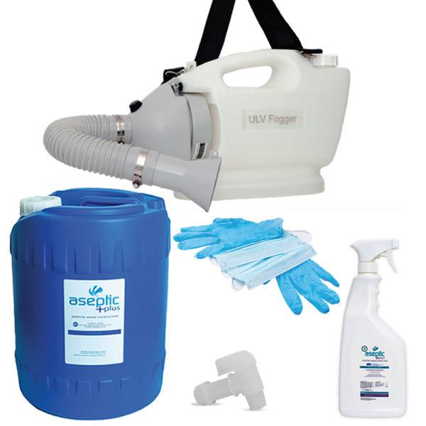 Disinfectant Handheld Fogger Kits