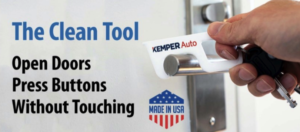 tool to open doors and push buttons to avoid touching them for sale