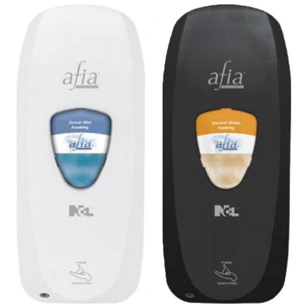 Afia-foaming-dispensers-for hotels-4223-4224
