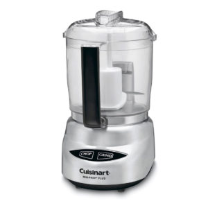 Min Food Processor, Cuisinart 4 Cup, Stainless