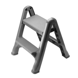 Plastic Step Stool, Folding