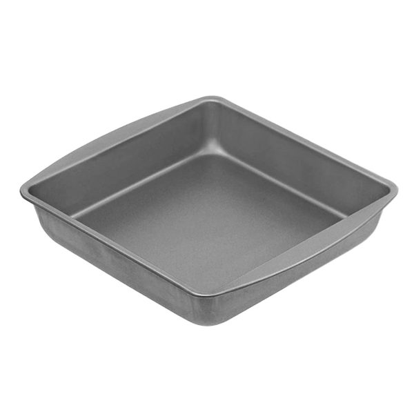 Cake Pan, Square, Nonstick, Heavy Weight
