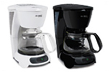 Four & Five Cup Coffee Makers